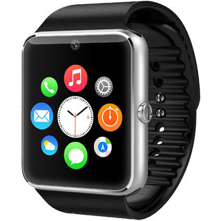 SMARTWATCH PHONE WITH SIM CAMERA GPRS E-MAIL FB TWITTER WECHAT NOTIFICATION EXTERNAL MEMORY