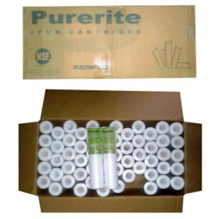 RO Purerite Kemflo PP Spunfilter  10inch 60 Pcs. (1 BOX)