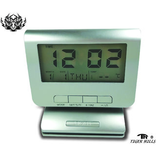 Tigerhills  Digital  LCD Screen Watch  in Multi colors flash backlight Model No-T2891715