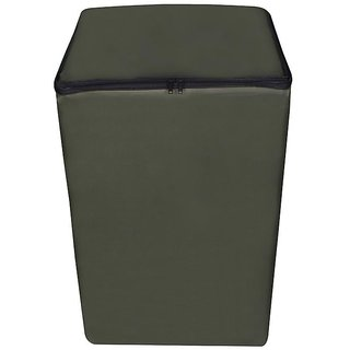 Dream Care Military Green Waterproof & Dustproof Washing Machine Cover for Fully Automatic 6.5Kg Model