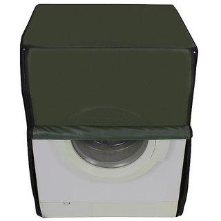 Dream Care Green Waterproof  Dustproof Washing Machine Cover For Front Load LG FH4U1JBSK4 10.5 Kg Washing Machine