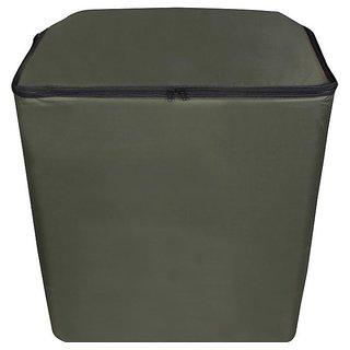 Dream Care Green Waterproof  Dustproof Washing Machine Cover For semi automatic  Kelvinator WM KS7364TB-FAU 7.3 Kg,  Washing Machine