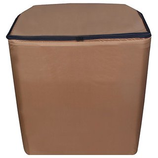 Dreamcare beige Waterproof & Dustproof Washing Machine Cover for KELVINATOR Semi automatic all models