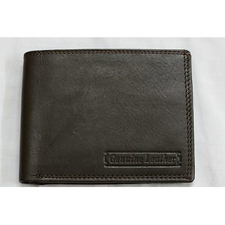 High Quality Genuine Leather Men's Wallet (Synthetic leather/Rexine)