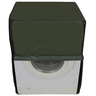 Dream Care Green Waterproof  Dustproof Washing Machine Cover For Front Load Bosch WAK20260IN SERIE 4 7 Kg Washing Machine