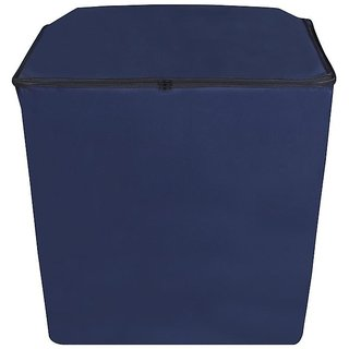 Dream Care Navy Blue Waterproof  Dustproof Washing Machine Cover For semi automatic  Videocon Storm 6 Kg,  Washing Machine