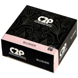 C2P Professional Make-Up Blusher 06 4 GRM
