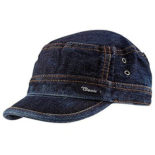 MOCOMO HIGH QUALITY Trendy Denim cap for men