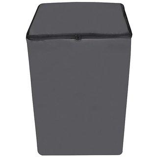 Dream Care Dark Gray Waterproof  Dustproof Washing Machine Cover For Whirlpool STAINWASH DEEP CLEAN fully automatic 6.5 kg washing machine