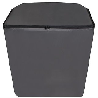 Dream Care Dark Gray Waterproof  Dustproof Washing Machine Cover For semi automatic LG P7556R3FA 6.5 Kg,  Washing Machine