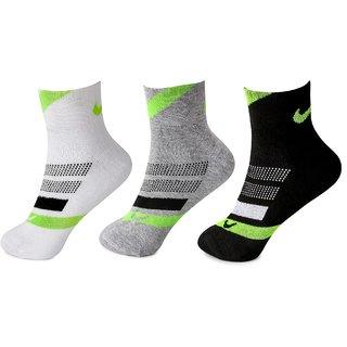 Nike Unisex Cushioned Elite Socks - Pack of 3