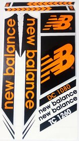 New Balance Cricket Bat Sticker DC 1080 Shiny