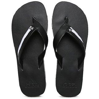 Adidas Men Black Brizo 3.0 Flip-Flops