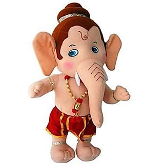 LORD GANESHA SOFT TOYS 17 INCH, FOR KIDS