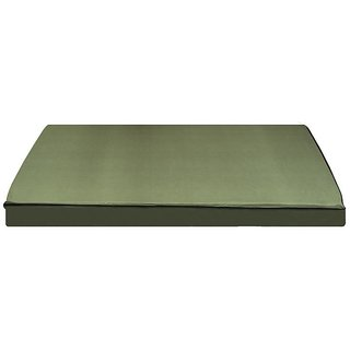 Dream Care Dust & Water Proof King Size(72''X78'') Green Mattress Protector - 1Pc
