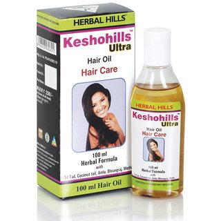 Herbal Hills Keshohills Ultra Oil 100 ml