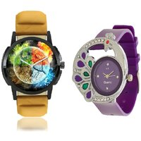 Stylish Special Watch For Multi Dial Analogue Combo Wat