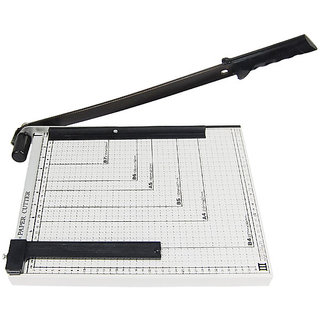 Lukia Paper Cutter FC Size (B4 Size) Suitable for PVC card And General Paper