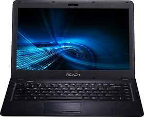 Reach RCN-025 (Celeron, 4GB, 500GB, Dos) Black Laptop