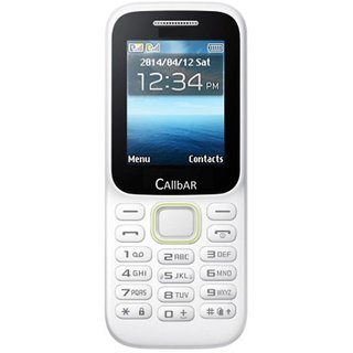 Callbar 310 (Dual Sim, 1.8 Inch Display, 800 Mah Battery)