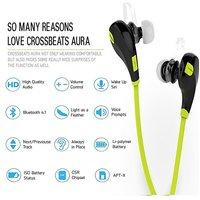 E-Cart JOGGER QY7 Neutral Wireless Bluetooth Stereo Earphone Sport Headphone Headset With Microphone (Assorted)