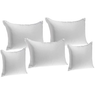 Z Decor Vacuum Combo 3 Pillow  2 Cushion 12 Inches Filler Inches