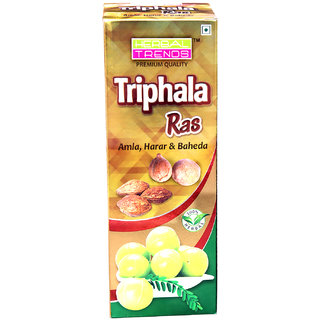 Herbal Trends - Pure Triphala  Ras- 500ml