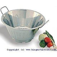 Colander - Multi Purpose Colander - Stainless Steel - Kitchen Essentials