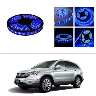 AutoStark 5 Meters Waterproof Cuttable LED Lights Strip Roll-Blue- Honda CRV (Till 2014)