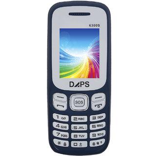 DAPS 6300S (1.8 inch, 1000 mAh, Bluetooth, WAP, FM Radio)