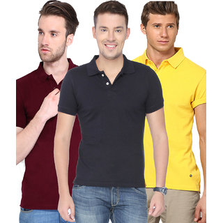 21443515b Buy KETEX POLO T-SHIRTS (PACK OF 3) Online - Get 66% Off