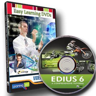 EDIUS 6 A Comprehensive Video Training Tutorial Course DVD