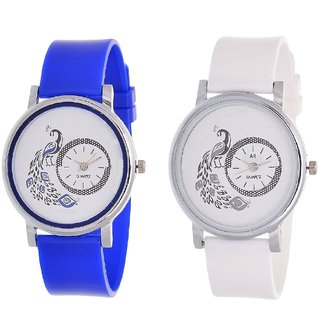 Fancy 2 PIECES COMBO WATCHES for womens