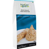 Nature Bran Multi Millet Rava Dosa Mix, 300g