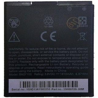 Battery For HTC J Z321e Nippon Mobile Phone Battery BK07100 1810 mAh Li ion Battery
