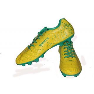 SEGA Yellow/Green Football Spectra Shoes