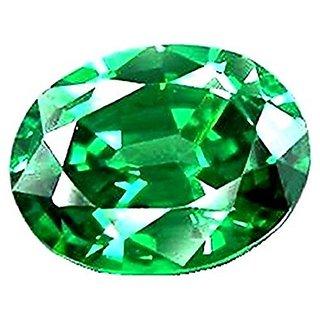 Dinesh Enterprises, Green Zircon Original Gemstone 5.25 ratti Quality Tested