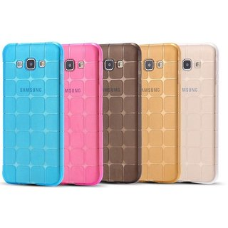 save off c8204 71dc3 TPU/Rubber IceCube Design Transparent Back Cover for Samsung Galaxy Core  Prime SM-G360