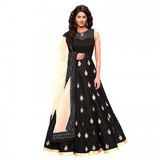 Buy Texstile Women s Full-stitched Banglori Silk Gown Online - Get 38% Off 94defbf29