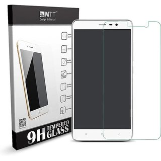 Lootbuzz Trend Tempered Glass Guard for Redmi Note 3