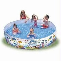 Intex Water Swimming Pool For Children - 6 Feet