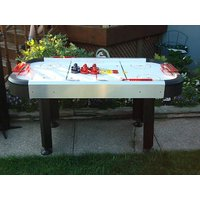 Face Off Air Powered Hockey Table Top Game