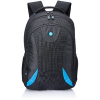 HP Polyester 24 Ltr Black Premium Laptop Bag
