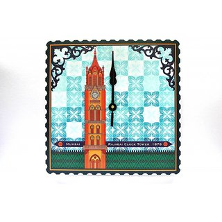 Rajabhai Towers Wall Clock