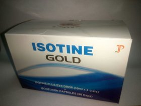 ISO TINE GOLD - EYE DROP  ISONEURON CAPSULES