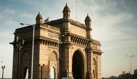 Gateway of India Photo Frame - Side View
