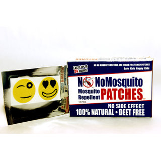 pack of 24 mosquito patches/ skin friendly/indooroutdoor patcheswall patcheswindow patchespatches for all age group