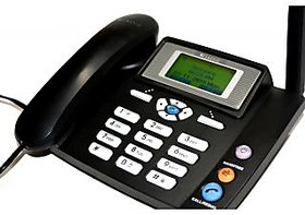 CDMA Fixed Wireless Landline Phone Classic 2258 Walky Phone sutiable the ALL connection.