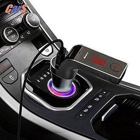 Jaiden LED Display Bluetooth Hands-free Car Kit FM Tran