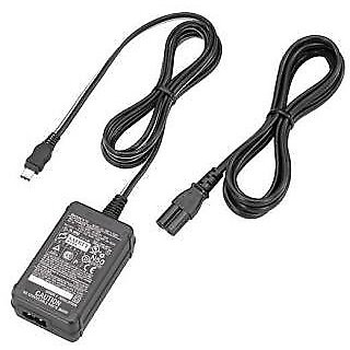 Sony Ac-L100 Portable Ac Adapter Charger For Sony Dcr-dvd 301,vx2100 fx1 Dcr-vx2